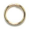 Split Rings 6mm Gold